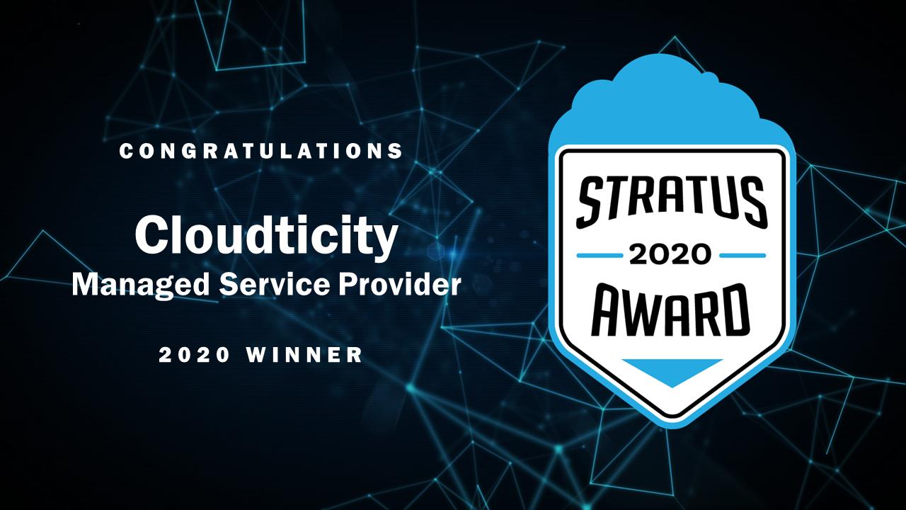Cloudticity - Status Award 2020 Cloud - 2020-12-14