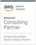 AWS QuickSight Service Delivery Partner