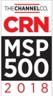 2018 CRN MSP 500