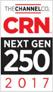 CRN Next Gen 250 2017