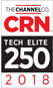 CRN Tech Elite 250 2018