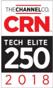 2018 CRN Tech Elite 250