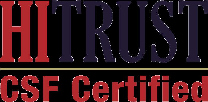 HITRUST CSF-certified