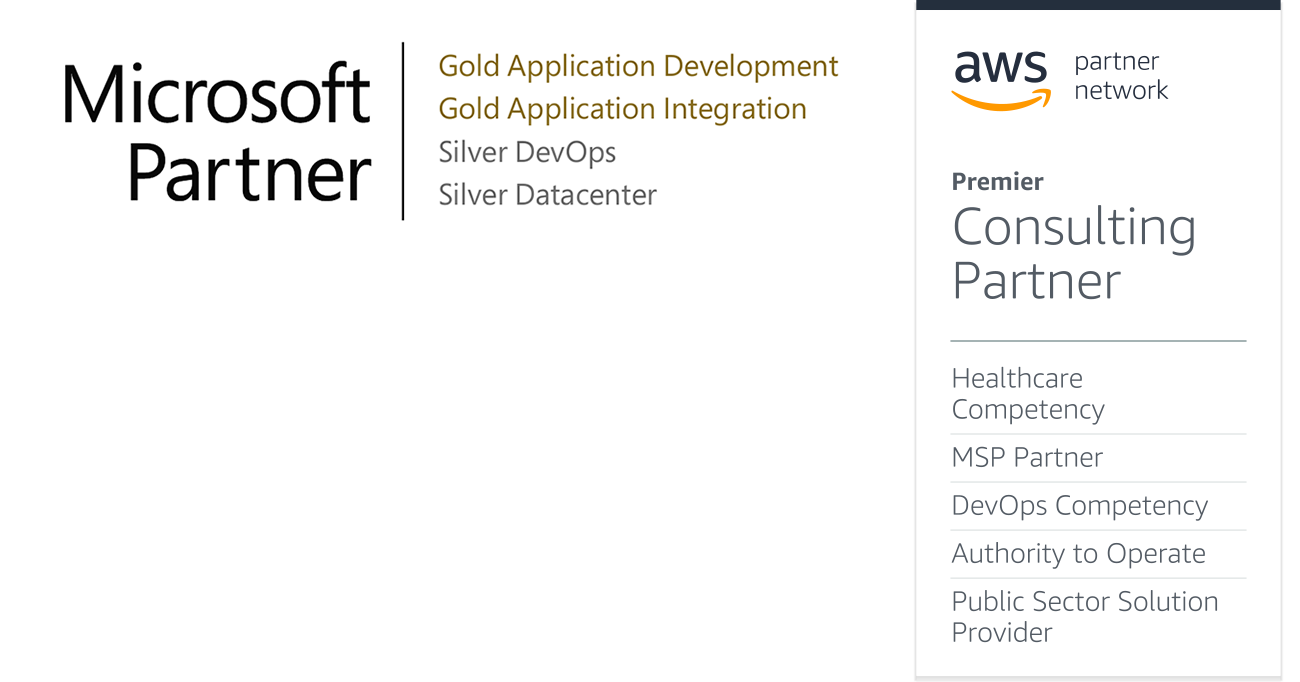 AWS and MSFT badge 8-21