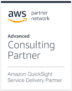 Amazon QuickSight Service Delivery Partner
