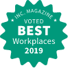Inc. Magazine's Best Workplaces 2019