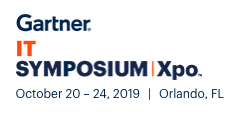 Gartner IT Symposium Xpo