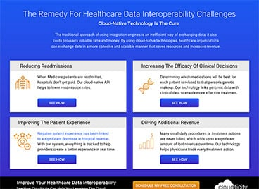 The Remedy For Healthcare Data Interoperability Challenges