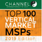 2019 Top Vertical Market MSPs